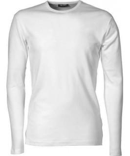 Camiseta interlock blanca