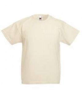 Camiseta crudo