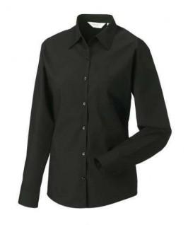 Camisa manga larga negra