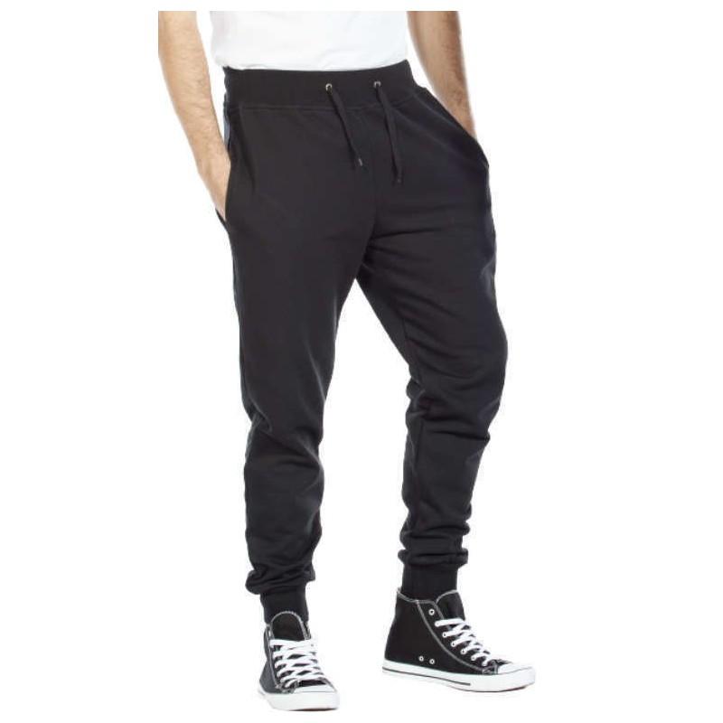 Pantalón de chandal negro
