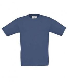 Camiseta azul tejano
