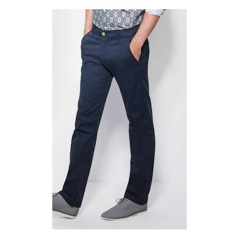 Pantalón largo azul marino