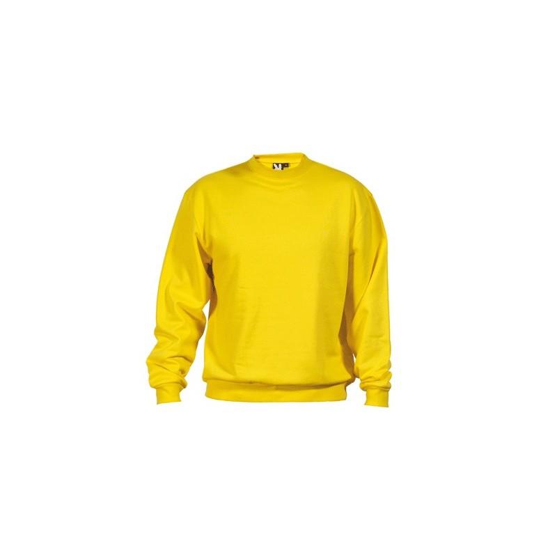 Sudadera amarillo