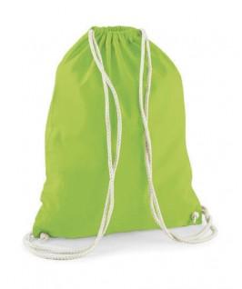 Bolsa / Mochila algodón lima