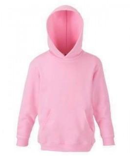 Sudadera rosa