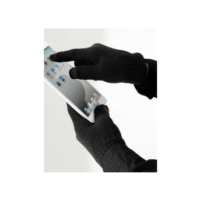 Guantes Touchscreen negro