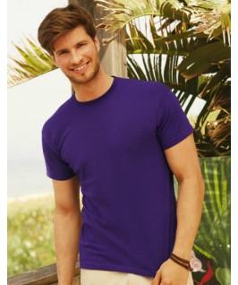 Camiseta manga corta lila