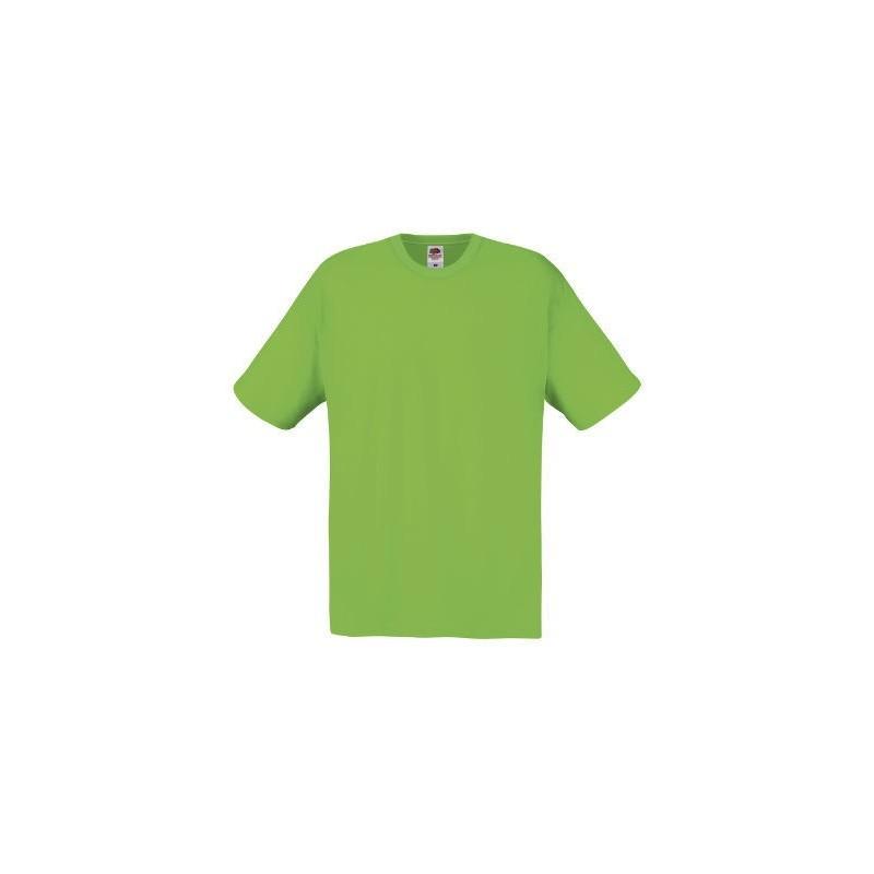Camiseta manga corta lima