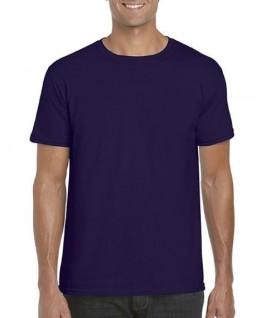 Camiseta manga corta azul marino
