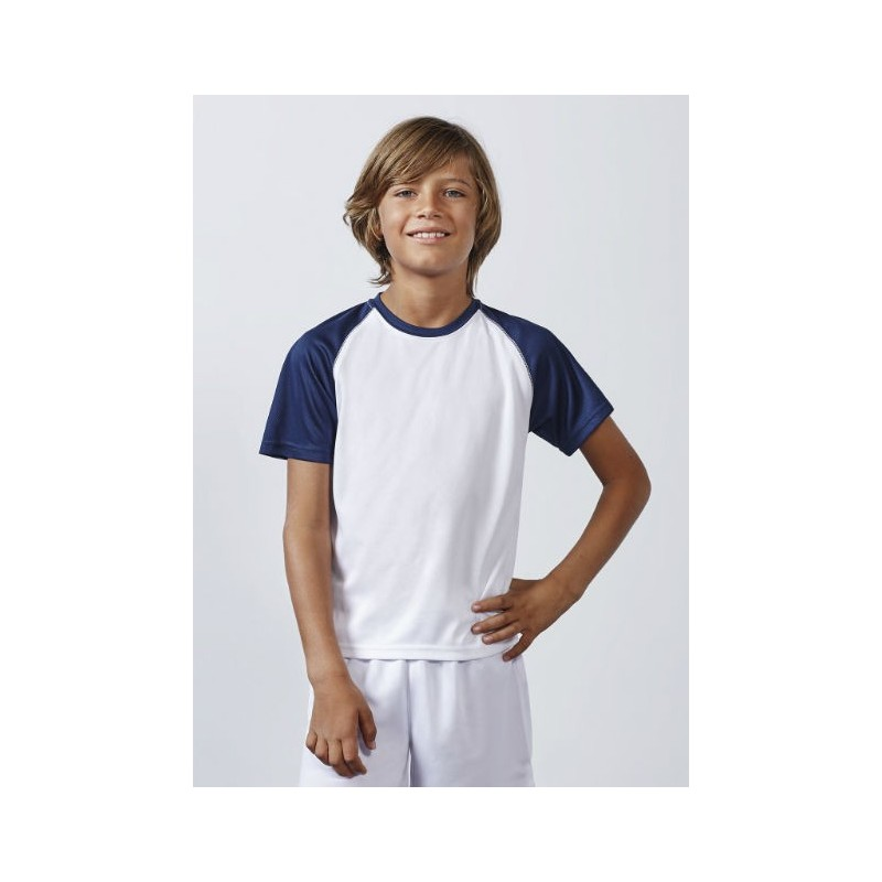 735613c36 ... Baseball Niños Indianapolis de Roly. Camiseta técnica