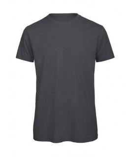 Camiseta orgánica gris oscuro