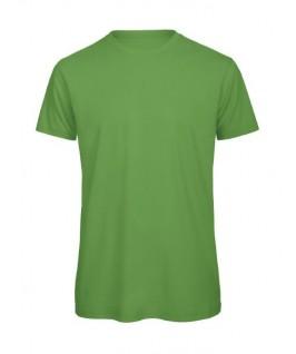 Camiseta orgánica verde hierba