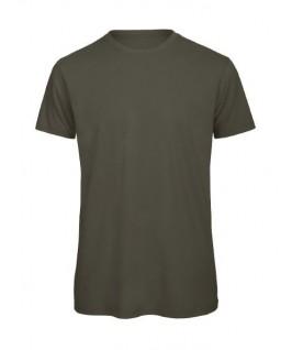 Camiseta orgánica caqui