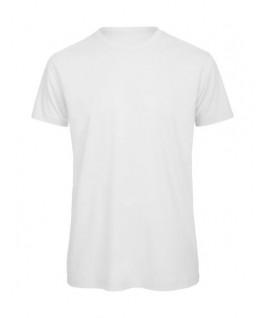 Camiseta orgánica blanca