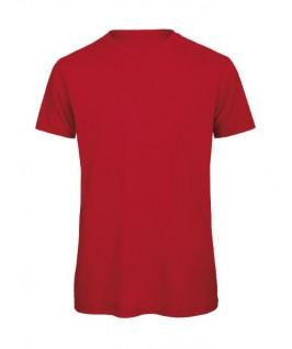 Camiseta orgánica roja
