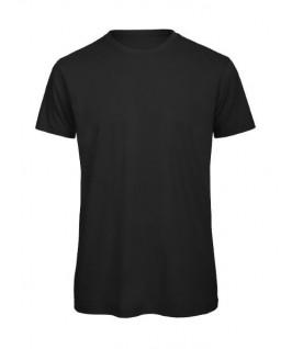 Camiseta orgánica negra