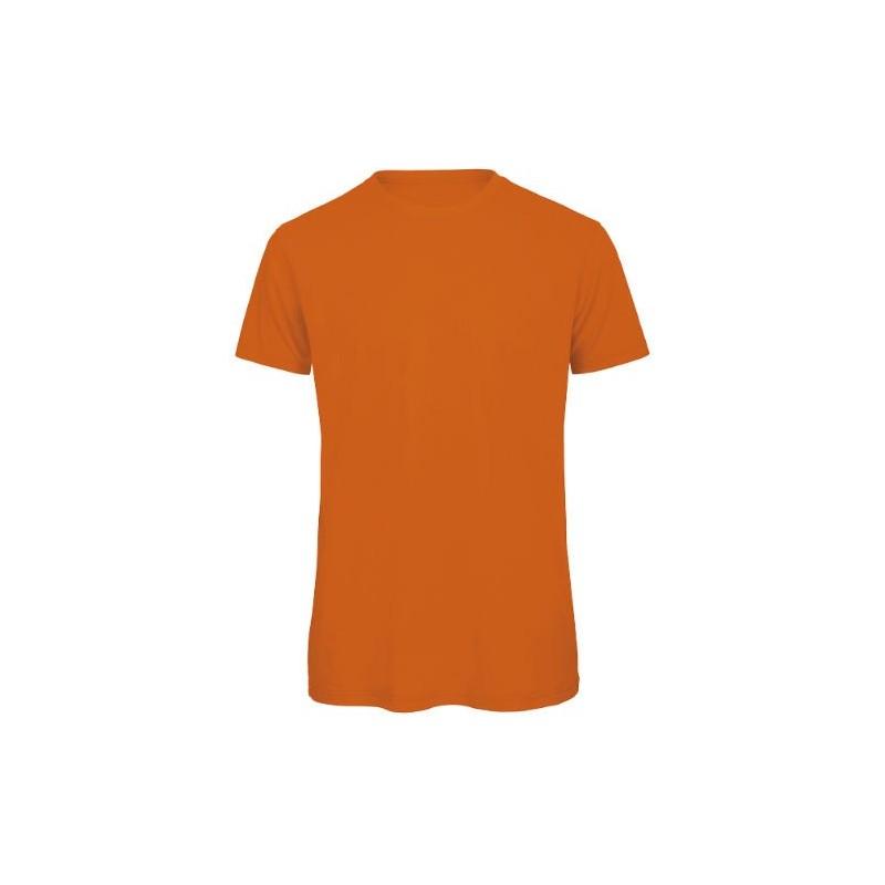 Camiseta orgánica naranja