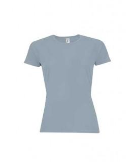 Camiseta técnica gris