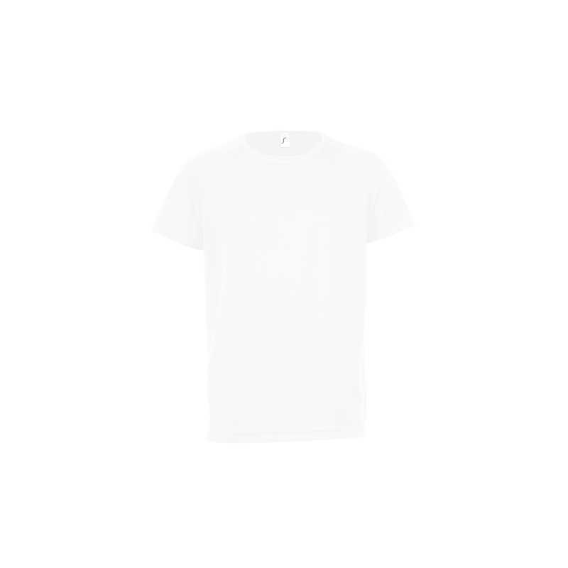 Camiseta técnica blanca