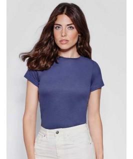 d651c89e7 camiseta básica manga corta mujer jamaica de roly en la sección ...