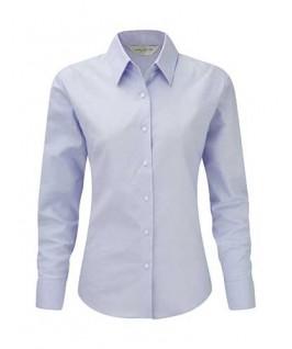 Camisa oxford azul cielo