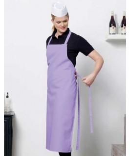 Delantal peto lila lavanda
