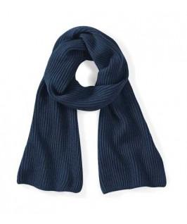 Bufanda metro azul marino