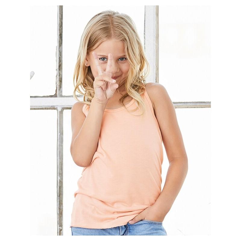camiseta niña espalda nadadora ligera en la sección camisetas ... bbd509e318a