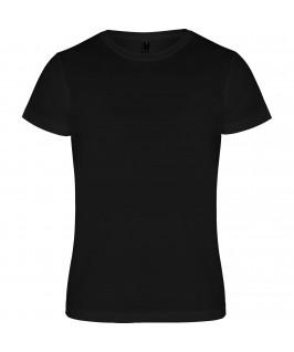 Camiseta deportiva Camimera hombre de Roly Negra