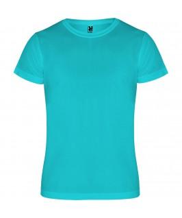 Camiseta deportiva Camimera hombre de Roly Turquesa