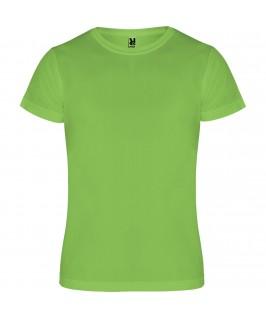 Camiseta deportiva lima