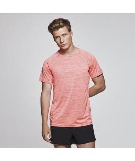 Camiseta deportiva técnica Austin de Roly coral