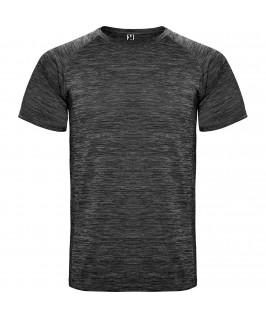 Camiseta deportiva técnica Austin de Roly negra