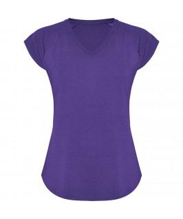 Camiseta técnica lila