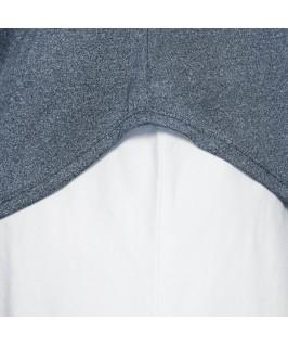 Camiseta técnica detalle lateral