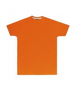 Camiseta color naranja