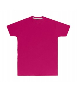 Camiseta color fucsia
