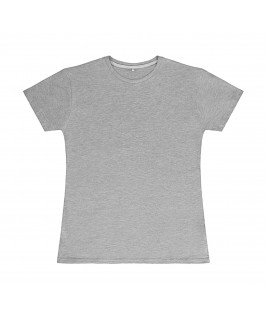 Camiseta color gris jaspeado