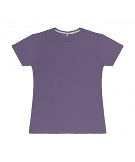 Camiseta color lila lavanda