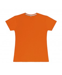 Camiseta color naranja