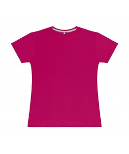 Camiseta color fucsia
