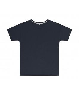 Camiseta color azul marino