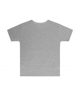 Camiseta color gris jaspeado