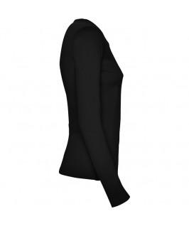 Camiseta Manga Larga Mujer Extreme de Roly negra