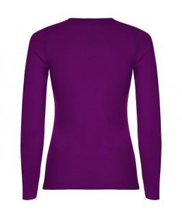 Camiseta Manga Larga Mujer Extreme de Roly lila
