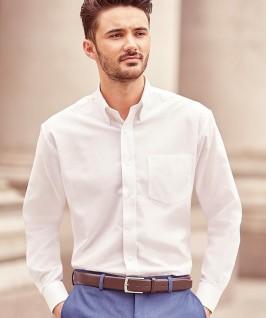Camisa manga larga blanca