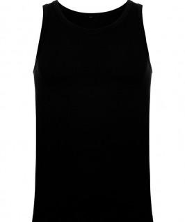 Camiseta Tirantes Niño Texas de Roly en color negro