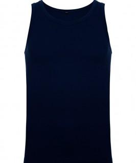 Camiseta Tirantes Niño Texas de Roly en color azul marino