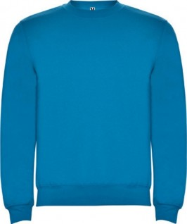 Sudadera azul pitufo
