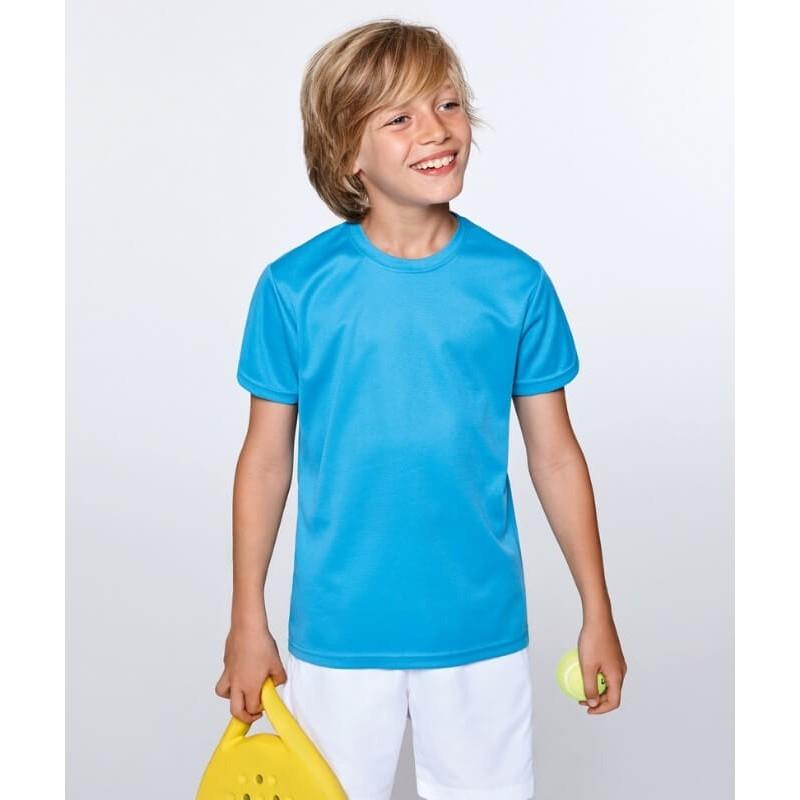 Camiseta técnica niño niña Camimera Roly